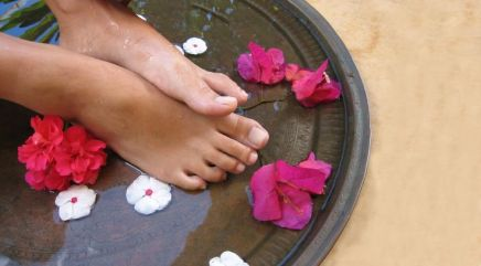 Delightful Pedicure