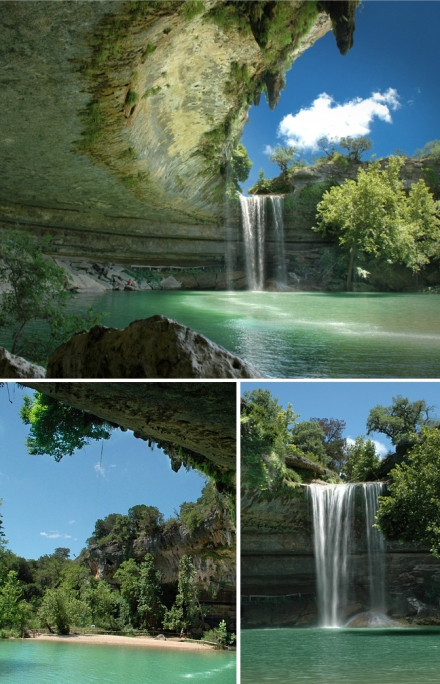HamiltonPool, Texas