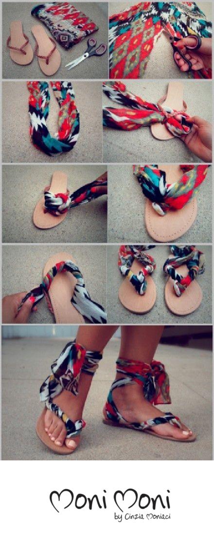 Lets Party - Sandals
