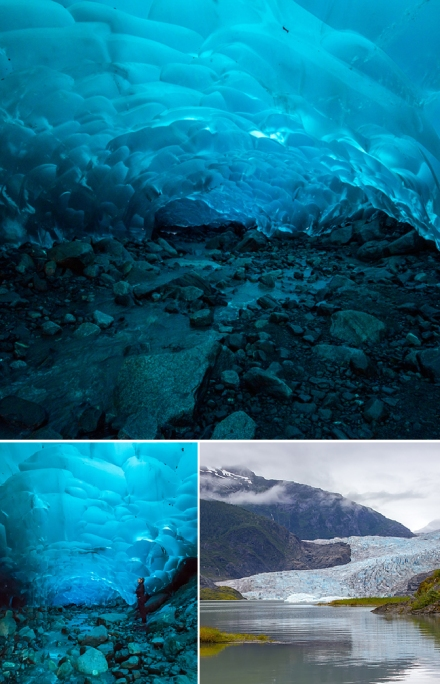 Mendenhall GlacierCaves, Arizona